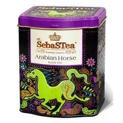 Herbata czarna z miętą 100g SEBASTEA