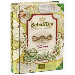 Herbata zielona Milk Oolong 100g SEBASTEA