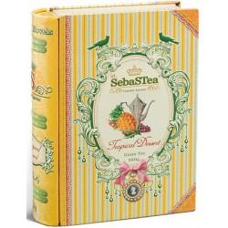 Herbata zielona Tropical Dessert 100g SEBASTEA