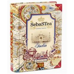 Herbata czarna India 100g SEBASTEA