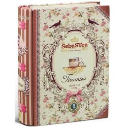 Herbata czarna Tiramisu 100g SEBASTEA