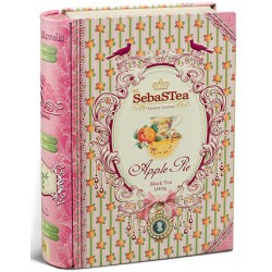 Herbata czarna Apple Pie 100g SEBASTEA