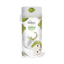 Herbata zielona z owocem soursop 75g TARLTON