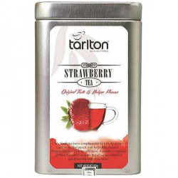 TARLTON Herbata czarna Truskawka 80g