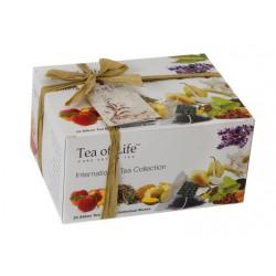 Tea Of Life Zestaw Piramidek