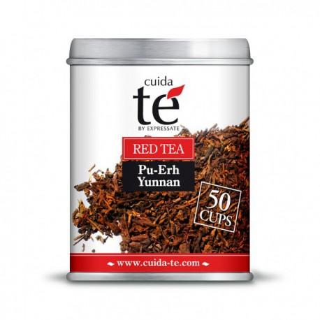 Herbata czerwona Pu-Erh Yunnan 100g Cuida-Te