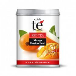 Herbata czerwona Pu-Erh Mango Passion Fruit 100g Cuida-Te