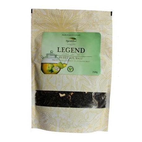 Herbata zielona liściasta Sweet Soursop 250g LEGEND