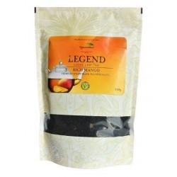 Herbata czarna liściasta Rich Mango 250g LEGEND