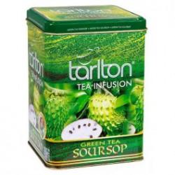 Herbata zielona Soursop z różą 250g TARLTON
