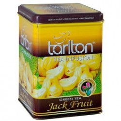 Herbata zielona Jack Fruit z różą 250g TARLTON