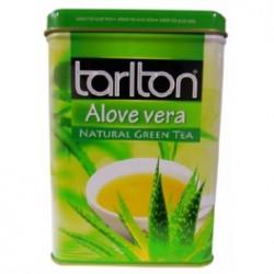 Herbata zielona Aloevera 250g TARLTON