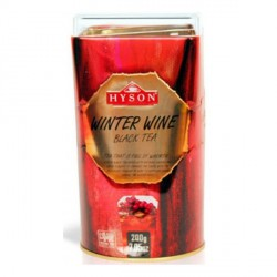 Herbata czarna Winter Wine 200g HYSON