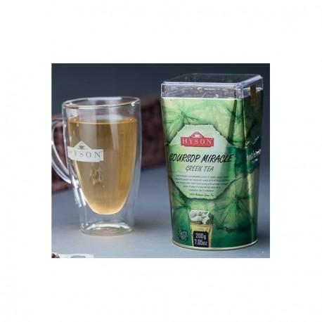 Herbata zielona Sour Sop Miracle 200g HYSON