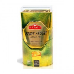 Herbata zielona Fruit Frolic 200g HYSON