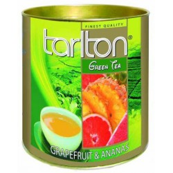 Herbata zielona GP1 Grapefruit&Ananas 100g TARLTON