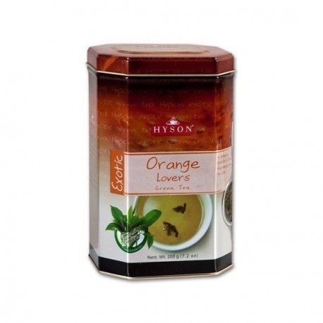 Herbata zielona Orange Lovers 250g HYSON