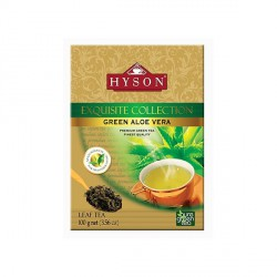 Herbata zielona Aloes 100g HYSON