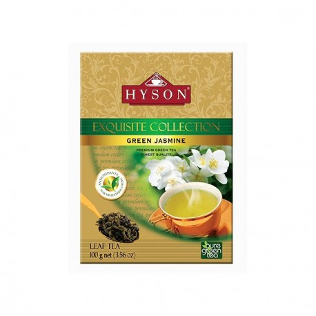 Herbata zielona Jaśmin 100g HYSON