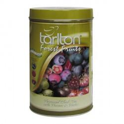 Herbata czarna Owoce Leśne 100g TARLTON