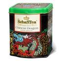 Herbata zielona z jaśminem 100g SEBASTEA