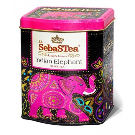 Herbata czarna klasyczna 100g SEBASTEA