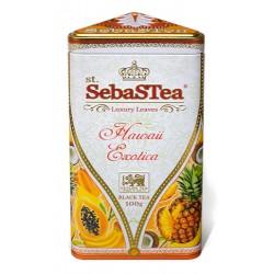 Herbata czarna Hawaii Exotica 100g SEBASTEA