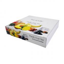 Tea Of Life Napar z owoców egzotycznych w piramidkach
