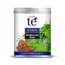 Rooibos and Basil 100g Cuida Te