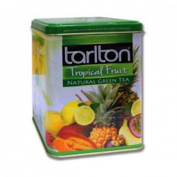 Herbata zielona Tropical Fruit 250g TARLTON