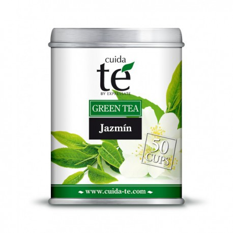 Herbata zielona jaśminowa 100g Cuida Te