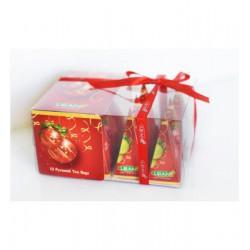 Zestaw prezentowy Christmas Holiday 12x2g (24g) LIRAN