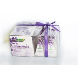 Zestaw prezentowy Lavender Collection 24g LIRAN