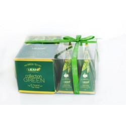 Zestaw prezentowy herbaty zielone 24g LIRAN