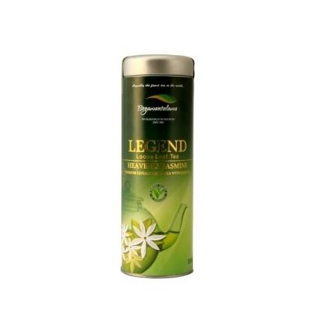 Herbata zielona liściasta Heavenly Jasmine 100g LEGEND