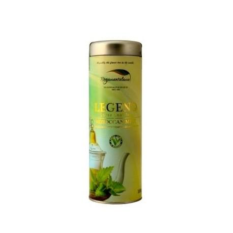Herbata zielona Moroccan Mint 100g LEGEND