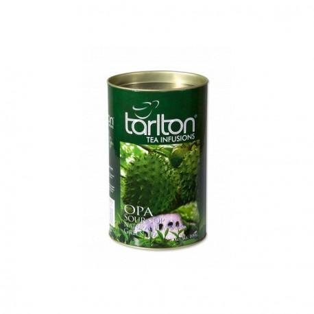 Herbata zielona Sour Sop 100g TARLTON