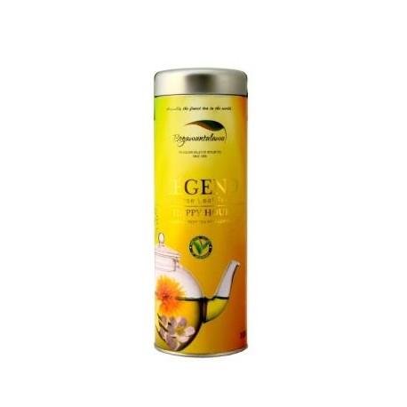 Herbata zielona liściasta Happy Hour 100g LEGEND