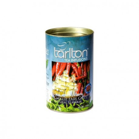 Herbata zielona Chillie Earl Grey 100g TARLTON