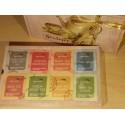 Zestaw prezentowy Gourmet Selection 8x10x2g BOGAWANTALAWA