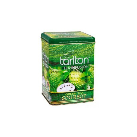 Herbata zielona Sour Sop z różą 250g TARLTON