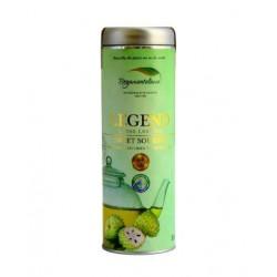 Herbata zielona Soursop 100g LEGEND