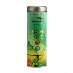 Herbata zielona Citrus Mint 100g LEGEND
