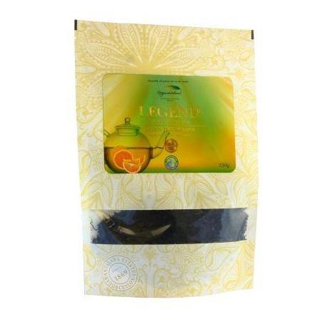 Herbata zielona Orange 250g LEGEND