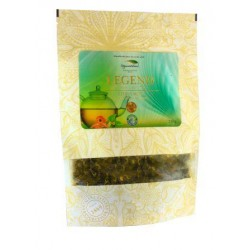 Herbata zielona Citrus Mint 250g LEGEND