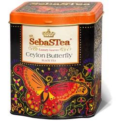 Herbata czarna Ceylon Butterfly 100g SEBASTEA