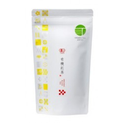 Organiczna Japońska Czarna Herbata 60g OsadaTea