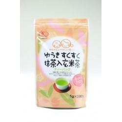 Organiczna Herbata Japońska Matcha Genmaicha 100g (20x5g) Osadatea