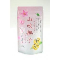 """Organiczna Herbata Japońska Pu""""er Yamabuki Nadeshiko 35g (7x5g) Osadatea"""