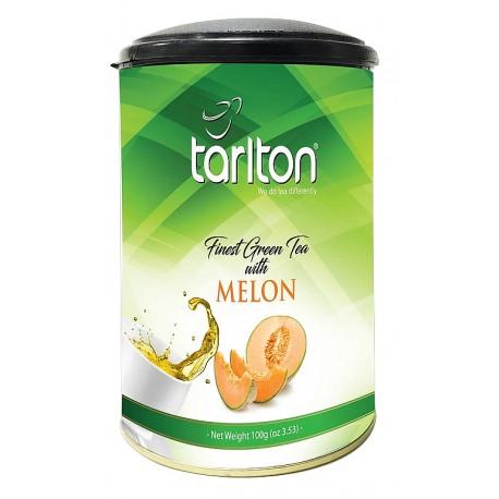 Herbata zielona Melon 100g TARLTON